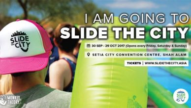 Slide The City is Returning to Kuala Lumpur