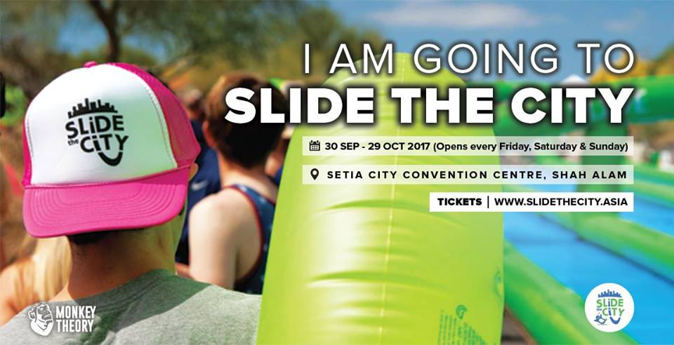 Slide The City is Returning to Kuala Lumpur!