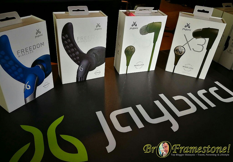 Jaybird Wireless Sport Headphones, Now In Malaysia