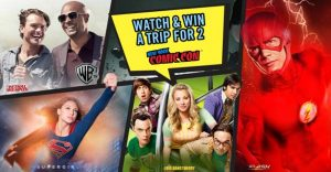 New York Comic Con 2017 Watch and Win Contest