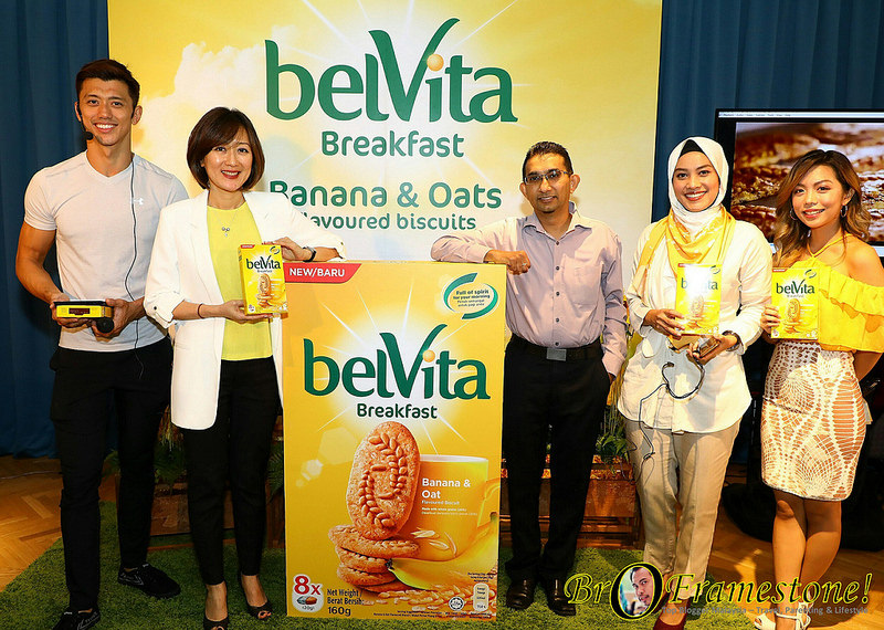 belVita Breakfast Biscuits Launches New Banana & Oats Flavour