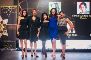 The panel Asia Beauty & Wellness Awards 2017