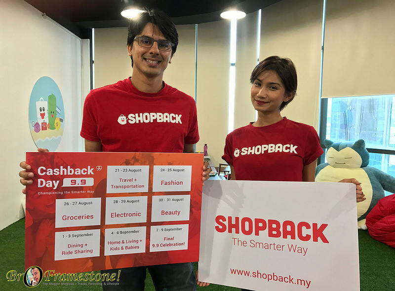 ShopBack Expands 9.9 Cashback Day