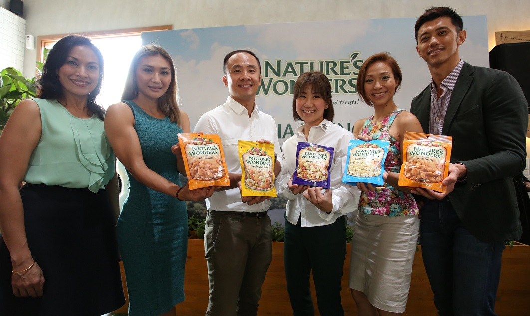 Nature's Wonders Encourages Malaysians to Change Their Snacking Habits