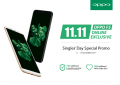 Celebrate 11.11 single day with OPPO Malaysia and Lazada