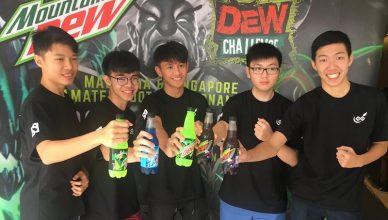 Dew Challenge 2017