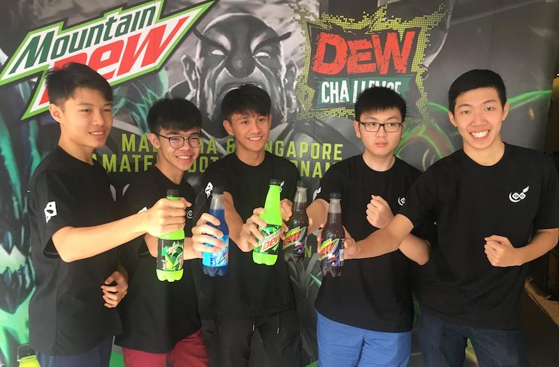 Dew Challenge 2017, Amateur Tournament Continues in Kuala Lumpur