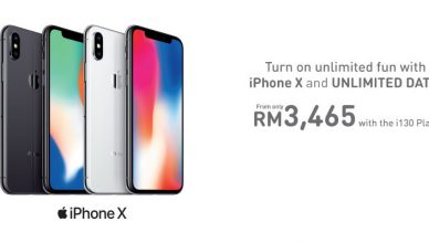 U Mobile Offer iPhone X