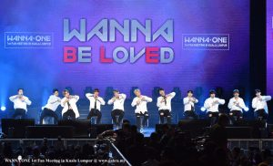 WANNA ONE 1st Fan Meeting in Kuala Lumpur
