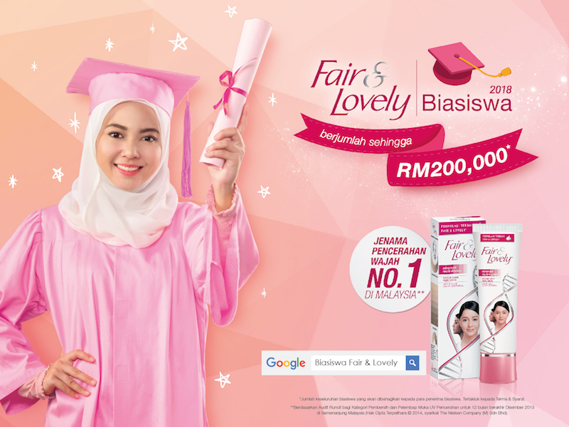Fair & Lovely Scholarship 2018 Creates Bigger Opportunity For Female Undergraduates