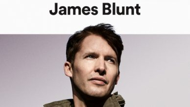 Celebrate love with James Blunt on Spotify