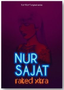 Nur Sajat Rated Xtra Poster