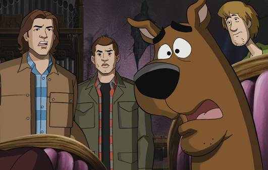 "Supernatural & Scooby-Doo Crossover Episode ""Scoobynatural"""