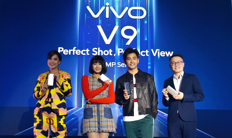 Vivo's New FullView™ Flagship V9
