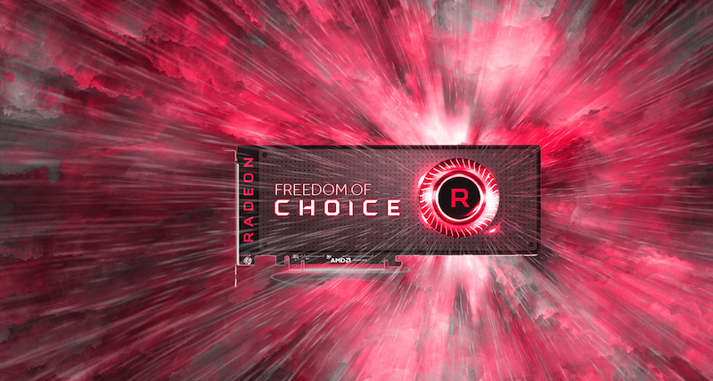 AMD Champions Choice with New High-Performance Graphics Cards