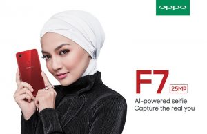Neelofa OPPO F7 25MP