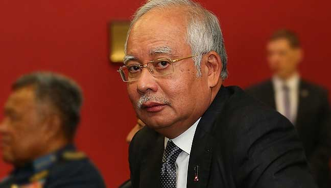 Where is Najib Razak Now?