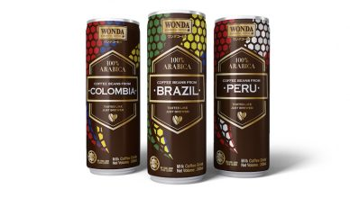 WONDA Coffee Football Variants