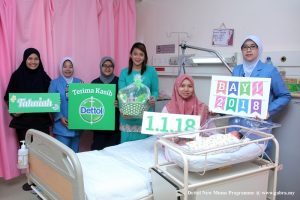 Dettol to Reach 100,000 More New Mothers in 2018