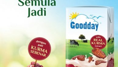 Goodday Milk UHT Kurma