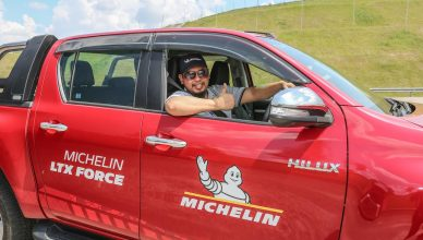 Michelin Safe on Road (MSOR) Truck Roadshow 2018
