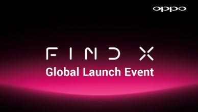 OPPO Find X Global Launch time
