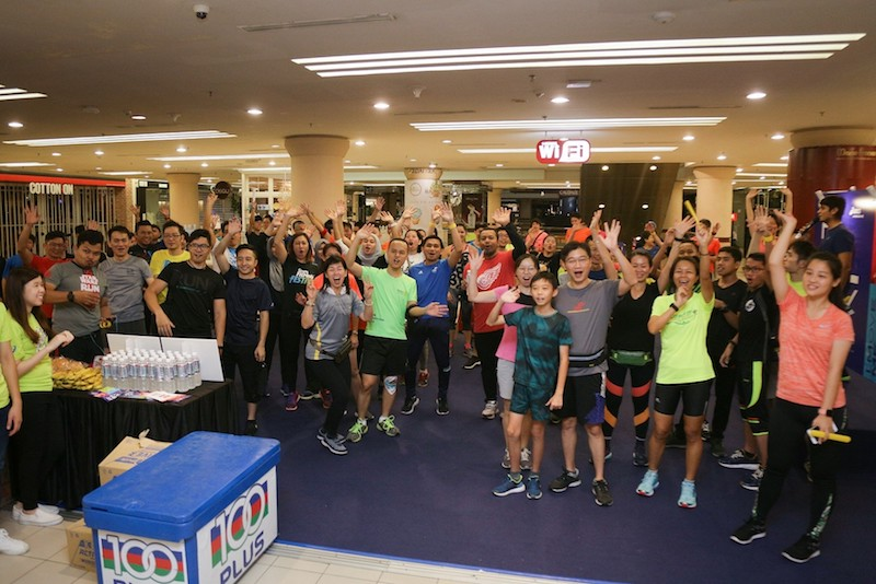 ASICS Relay Malaysia Preview 2018 at 1 Utama Shopping Centre