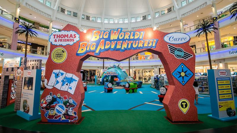 Thomas & Friends- Big World! Big Adventures!