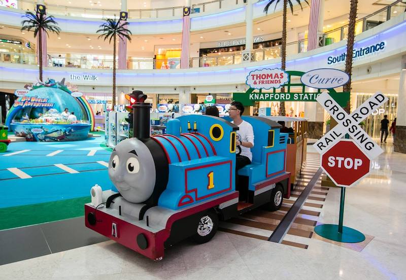 Thomas & Friends The Curve