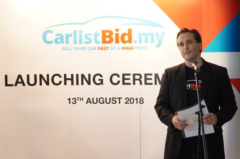 iCar Asia Launches Car Auction Business – CarlistBid.my