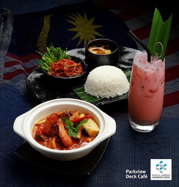 Warisan Nyonya Set Meal Special @ Kuala Lumpur Convention Centre