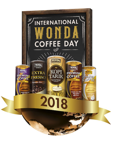WONDA Coffee Continues The Celebration in East Malaysia