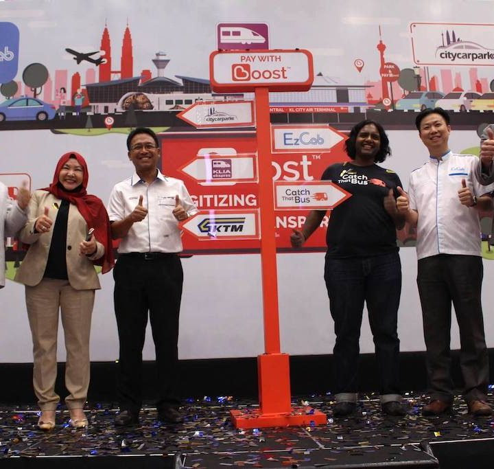 Boost Paving The Way For Cashless Public Transportation In Malaysia