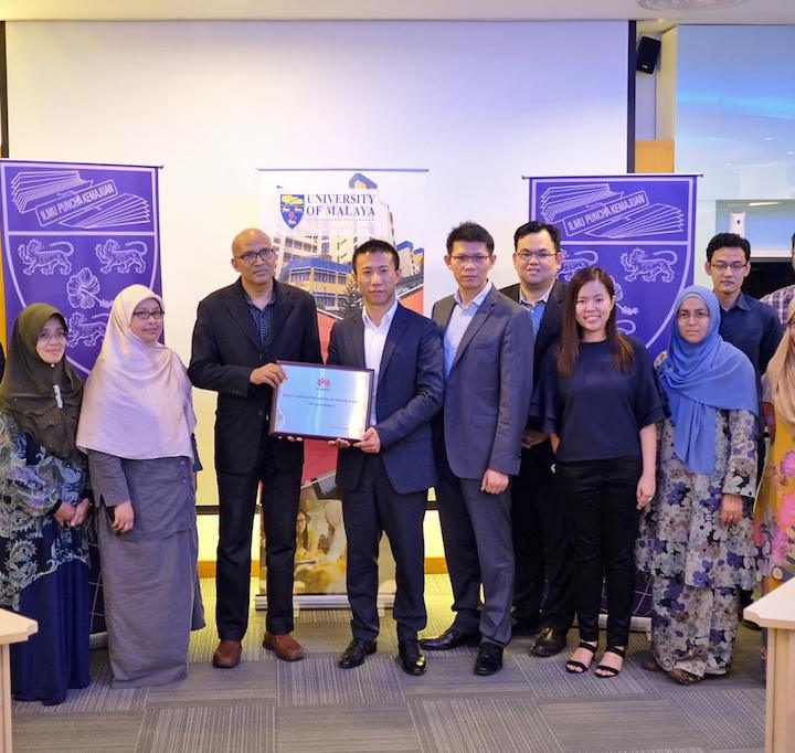 Huawei ICT Academy Strategic Partnership with University of Malaya