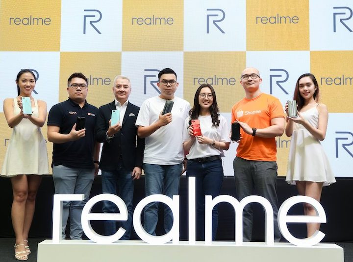 Realme Fuses Power and Style in Malaysia