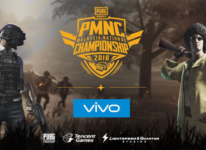 vivo collaborates with PUBG Mobile Malaysia National Championship 2018