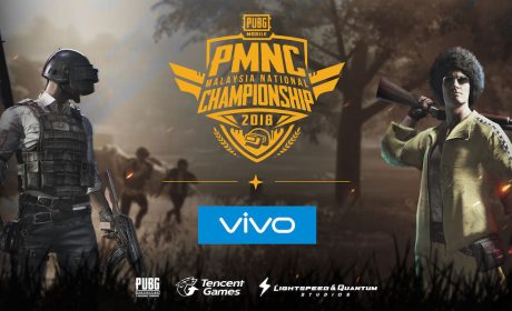 Champion PUBG MOBILE Malaysia National Championship 2018