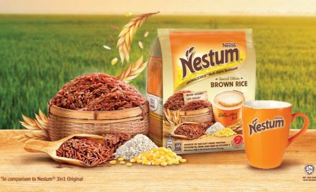 The New NESTUM® Special Edition Brown Rice Perfect Option for Breakfast