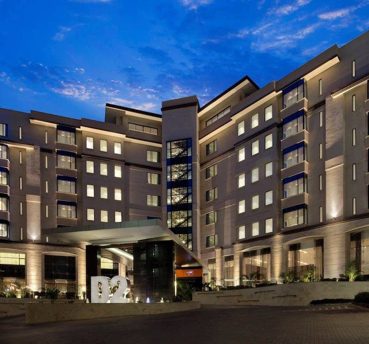 dusitD2 Nairobi Hotel re-opened on 28 January 2019