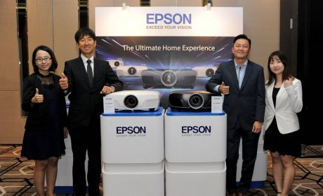 Epson Launches New 4K PRO-UHD Home Cinema Projectors