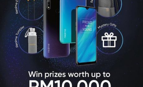 Win realme 3 At realme 3 First Sale Roadshows This Weekend