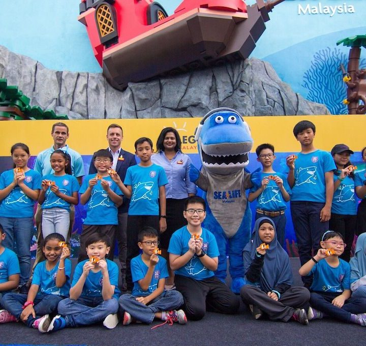 World's Largest Aquarium SEA LIFE Malaysia Now Open