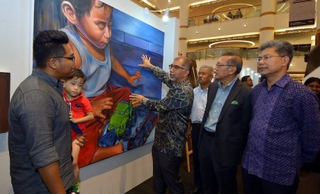 RHB Banking Group Art With Heart 2019 @ Bangsar Shopping Centre