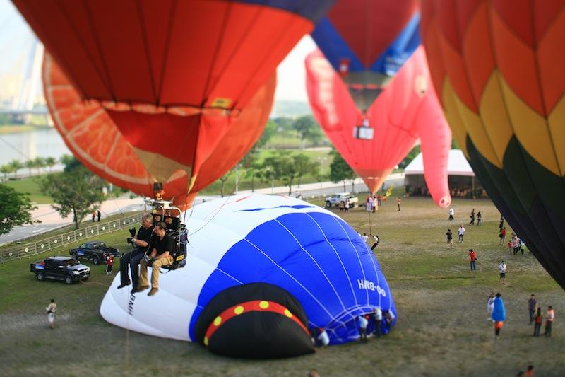 International Hot Air Balloon Fiesta Returns to Putrajaya in March 2014