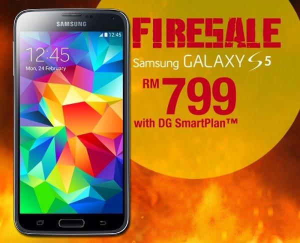 Samsung Galaxy S5 RM799