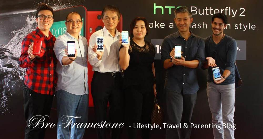 HTC Butterfly 2 Combines Style And Functionality