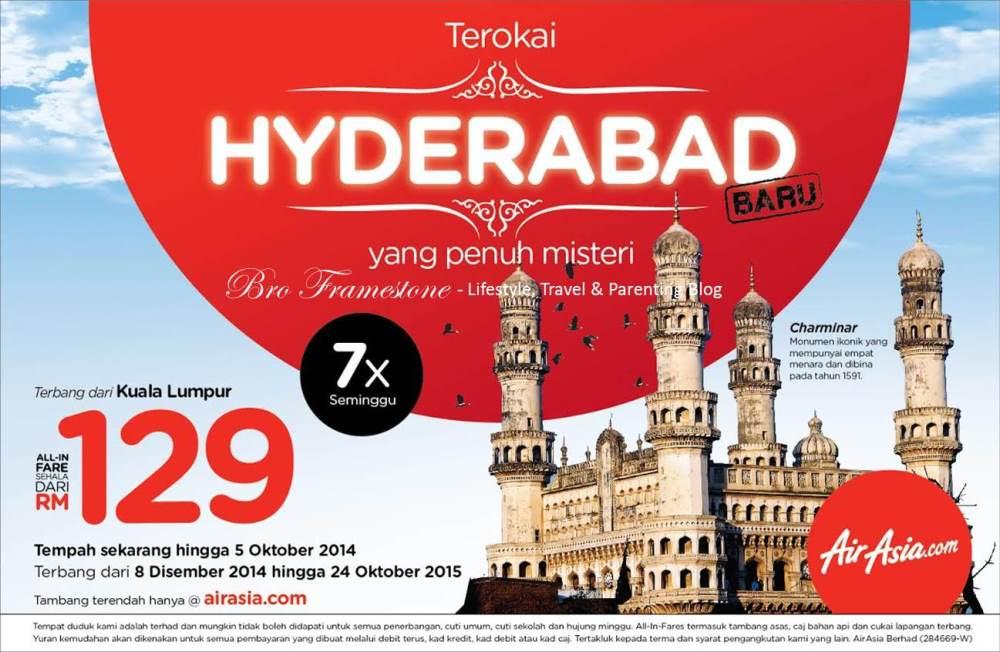 AirAsia - Hyderabad