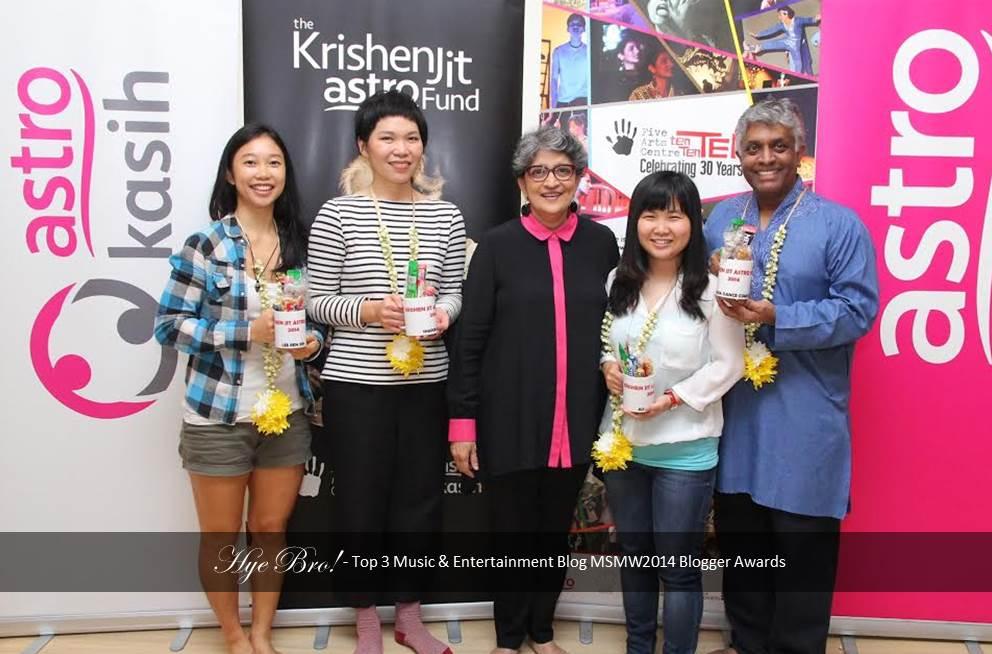 Krishen Jit – Astro Fund in 2014