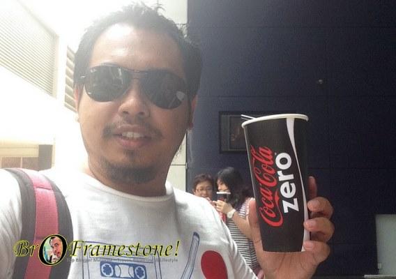 BroFramestone Coca-Cola Zero
