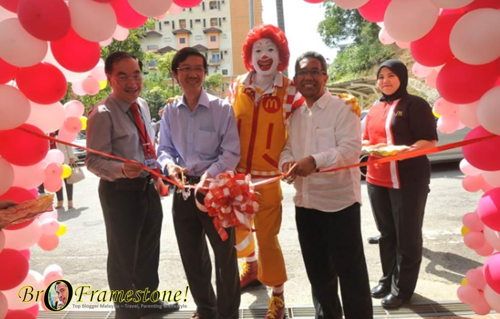 Ronald McDonald House Charities 25th Year Anniversary